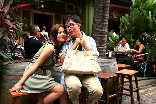 阿牛與江若琳新片飾演一對相愛卻面臨重重障礙的新婚夫妻2