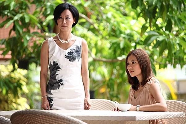 《結》找來了兩位演技與外型兼具的香港女星加持