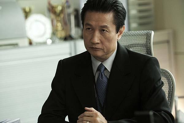 前香港廉政公署副處長徐家傑參演寒戰笑稱完全做自己本色演出