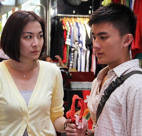 江祖平新戲飾演一位未婚懷孕的單親媽媽,17歲叛逆兒經常令她發飆動怒