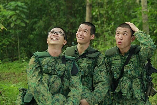 新加坡導演梁智強最新作品「新兵正傳」破紀錄,兩集締造5億台幣票房佳績!4月19日即將在台上映01