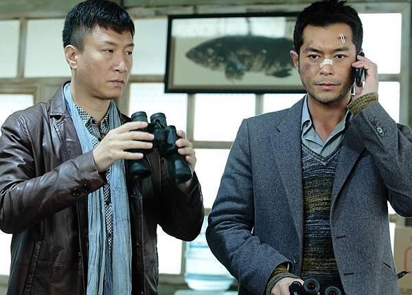 杜琪峰新片《毒戰》,古天樂、孫紅雷港陸兩大巨星同台飆戲