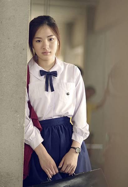 泰國人氣新星斑斑《我死在去年夏天》飾清新女高生,受封「泰國林依晨」