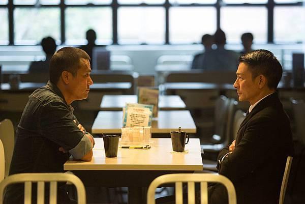 劉德華提拔好友林家棟,首度出任《風暴》電影主角