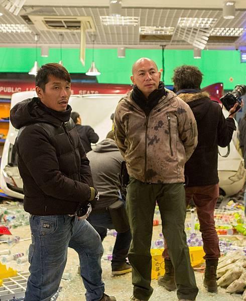 導演林超賢將在4月17日來台出席金馬奇幻影展閉幕