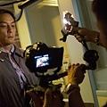 為捕捉細微表情,林超賢自製貼身攝影裝備02