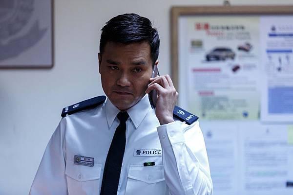 林家棟飾演受賄的警察2