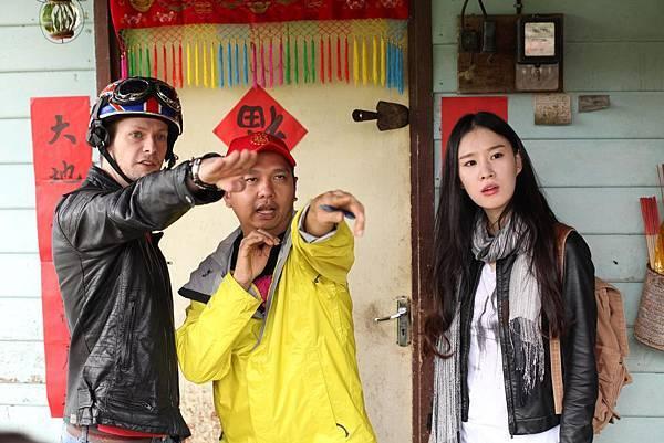 尤鳳音演出《一路有你》一炮而紅,外型神似梁洛施及劉奕菲.jpg