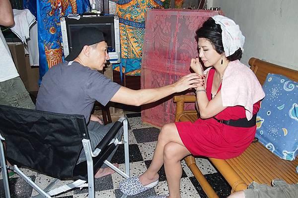 導演張家輝讚吳家麗為香港「性感尤物」
