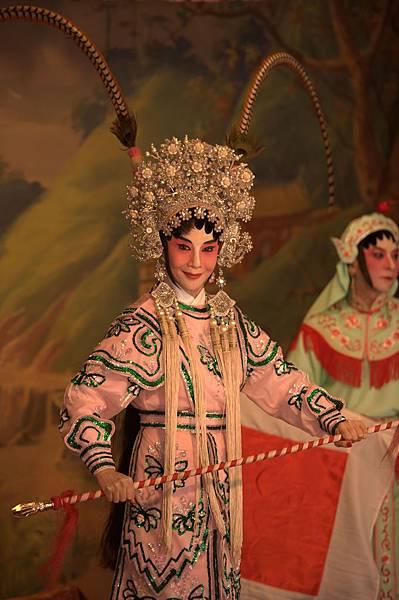 金馬影后吳家麗飾演風情萬種的花旦