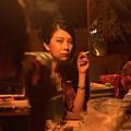 香港美魔女吳家麗最愛看鬼片,衝著張家輝三字接演新片《盂蘭神功》