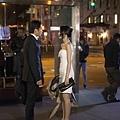 高圓圓謝霆鋒紐約街頭拍戲大手筆封街
