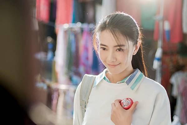 高圓圓萌扮20歲