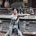 首次飾演打女的王珞丹從動作、眼神都被嚴格要求