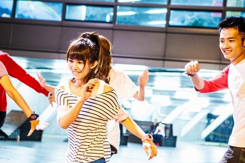 郭書瑤在《舞鬥》中 再度扮演高中生 首度在大銀幕上秀舞技-2.jpg
