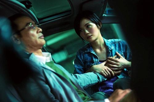 阿Sa在《雛妓》中突破形象 和影帝任達華有大膽車震戲演出 1