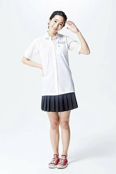 金鐘獎最佳女配角溫貞菱 再度扮演高中生 1.jpg