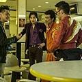 香港演技派演員吳鎮宇、任達華、譚耀文、鄭浩南 在《衝鋒車》中大飆演技 瘋狂演出(1)