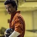 香港影帝任達華在《衝鋒車》裡有又壞又正義感的矛盾幽默演出