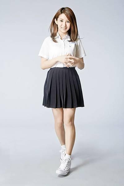 郭書瑤在新片《舞鬥》裡再次穿上制服,扮演熱愛跳舞的高中生 1