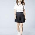 郭書瑤在新片《舞鬥》裡再次穿上制服,扮演熱愛跳舞的高中生 3