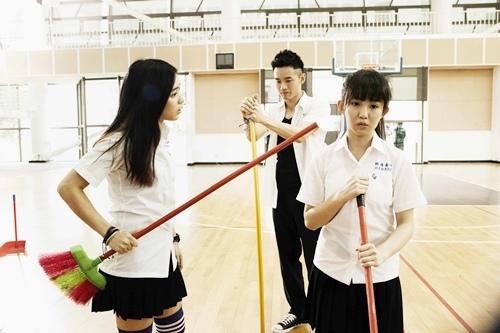 郭書瑤為《舞鬥》練舞 體力大考驗 堪稱大銀幕最苦高中生 1