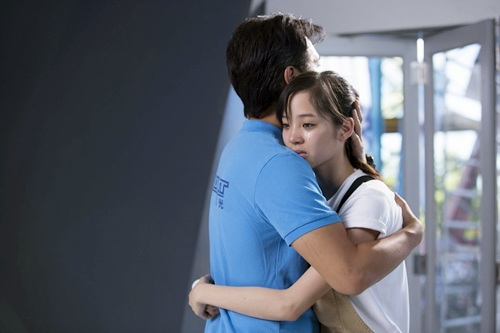 歐陽娜娜拍《破風》 哭戲對她是一大挑戰 1