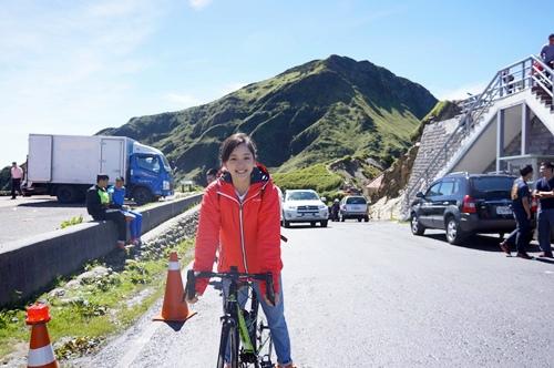 歐陽娜娜進《破風》劇組的第一天 在寒冷的武嶺拍攝 2