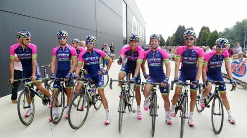 《破風》劇組前往義大利 實地拍攝自行車環義賽