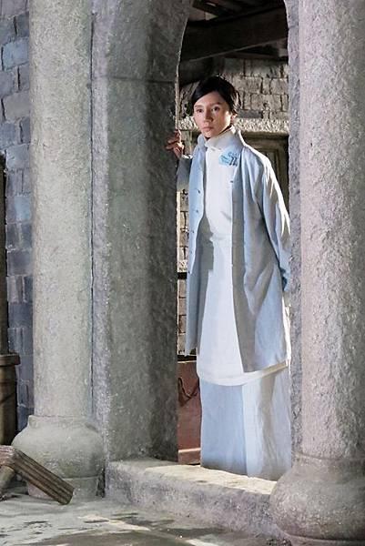袁泉拍戲首次遇到颱風