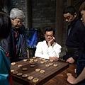劉青雲古天樂風中下棋