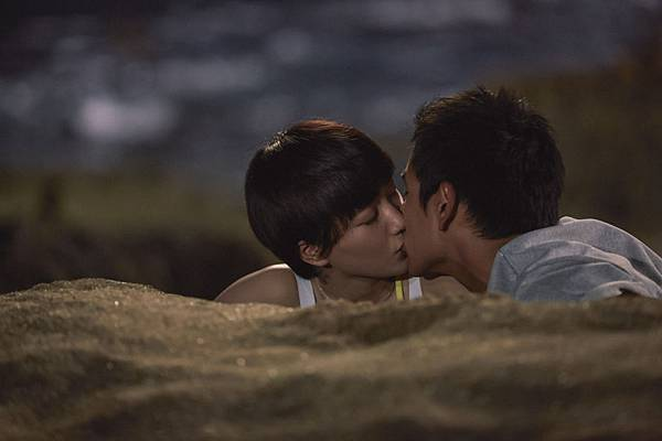 彭于晏與王珞丹在《破風》裡有浪漫吻戲 但兩人私下是好兄弟般情誼