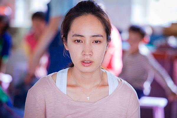 小薰在《只要我長大》首次演出老師角色.jpg