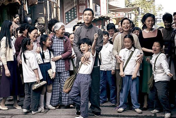 《葉問3》著重在家庭與家人間的關係.jpg