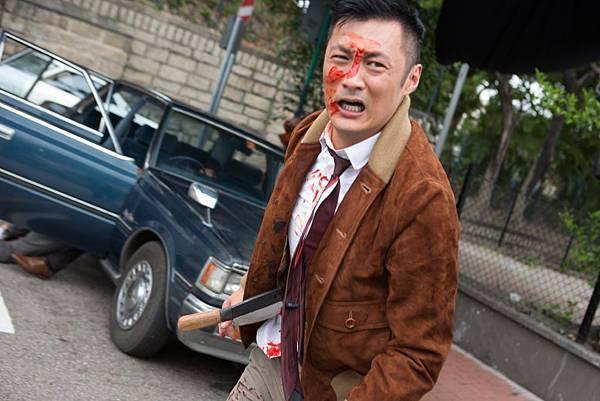 余文樂在《陀地驅魔人》客串無良惡警察 1.jpg