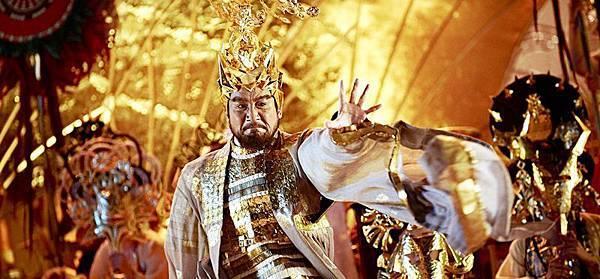 梁家輝在《封神傳奇》演荒淫無道的紂王.jpg