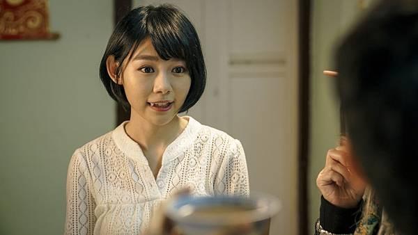 林明禎首度躍上大銀幕 在《救殭清道夫》裡演可愛女殭屍.JPG