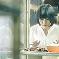 林明禎飾演女殭屍無法說話 只以表情動作來演出.JPG