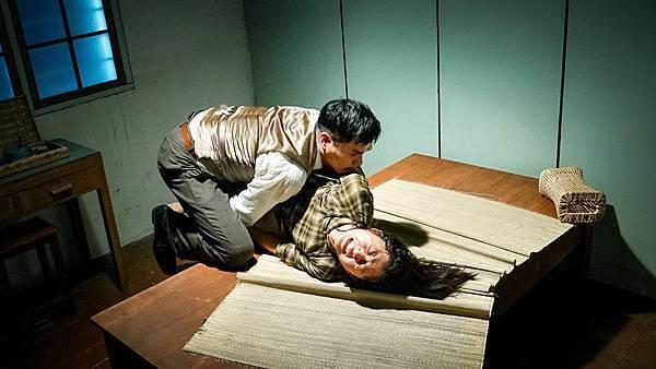 林家棟與衛詩雅首度合作 第一場就演出極為逼真的強暴戲2.jpg