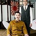 林家棟(右)與日前宣告息影的日本男星船木一輝(左).jpg