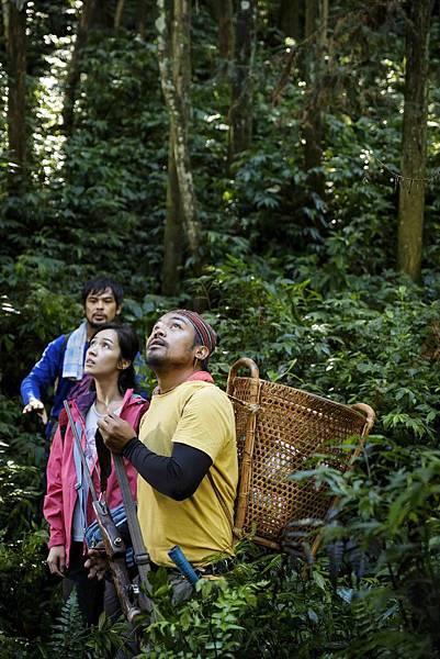 台灣喜劇《山的那一邊》 幾乎90%以上場景都在大雪山周邊林道 及台中松鶴部落進行拍攝.jpg