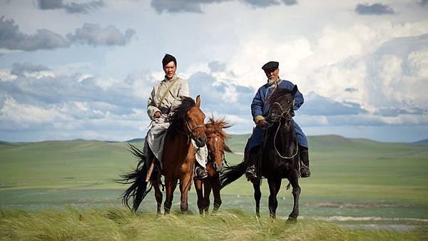 史詩鉅片《狼圖騰》 在蒙古草原歷時8個月拍攝.JPG