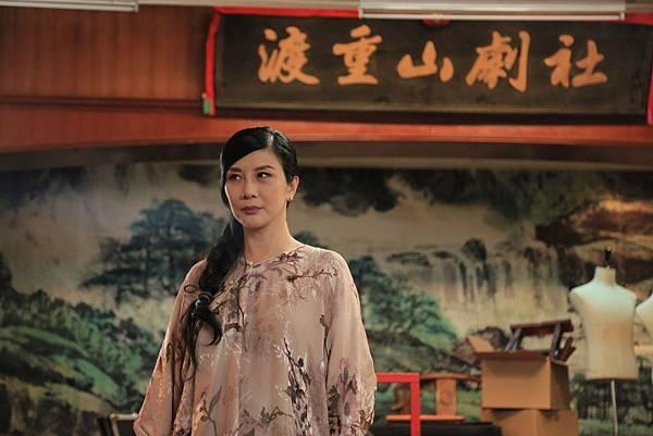 金馬影后吳家麗 演出因車禍意外受傷 而喪失演出生涯的粵劇花旦1.JPG
