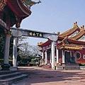 廖添丁廟第二代與碑亭