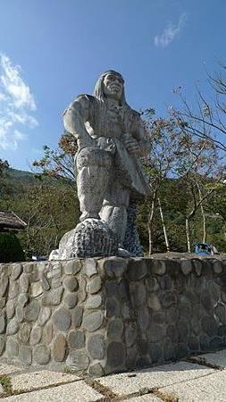 拉馬達星星雕像