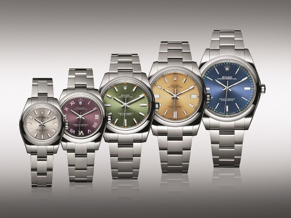 2015巴塞爾錶展/勞力士走年輕化 錶盤繽紛超潮