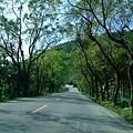 往武陵途中