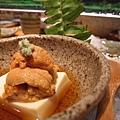 海膽手工豆腐