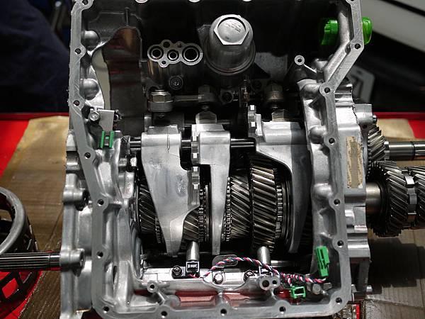 R35-GR6齒串撥叉機構