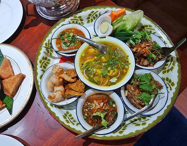 心泰原創泰國料理